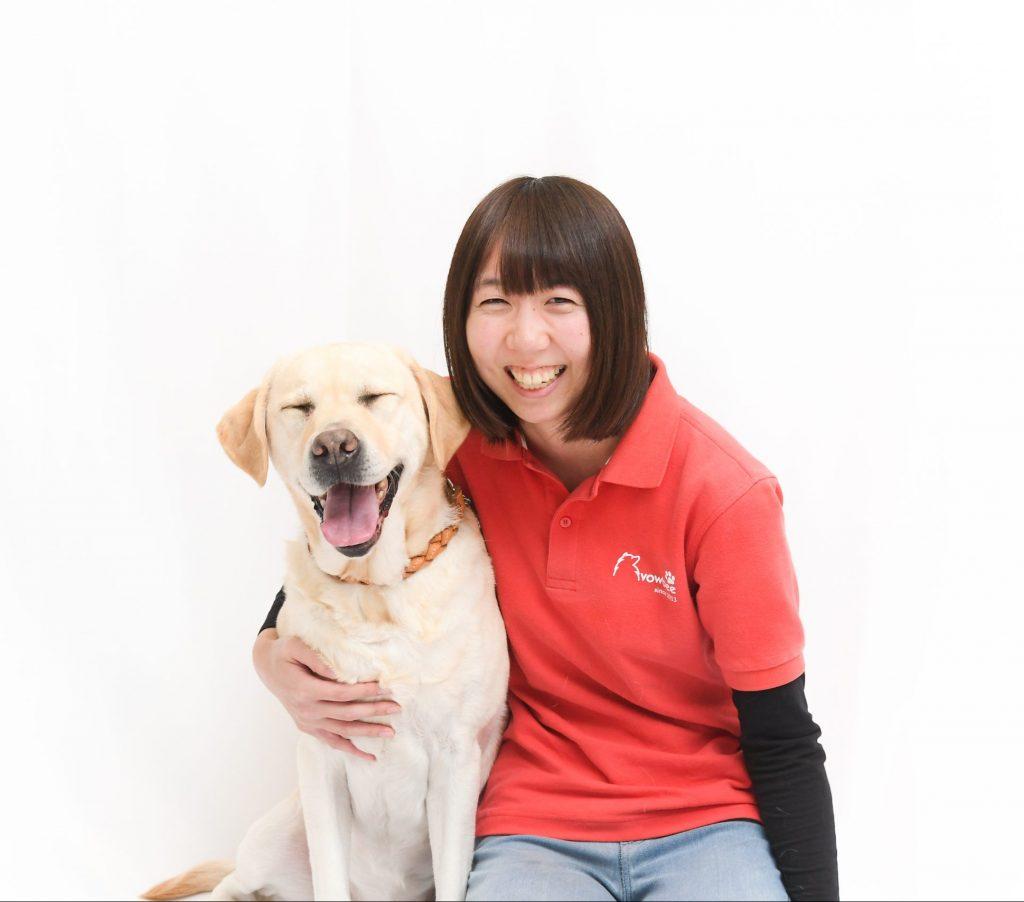 犬の保育園トレーナー